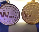 KIDE Taiwan 2014 medalje - ROTO Kruna